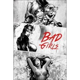 Poster DC COMICS - Bad Girls