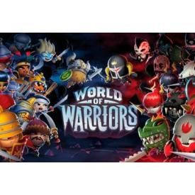 Poster WORLD OF WARRIORS - Good & Evil