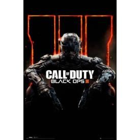 Poster CALL OF DUTY - Black Ops 3
