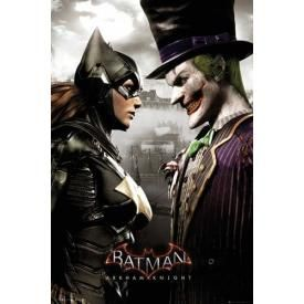 Poster BATMAN - Batgirl & The Joker