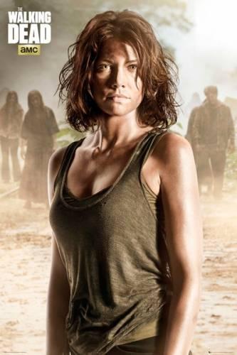 Image de Poster THE WALKING DEAD - Maggie