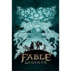 Poster FABLE - Legends White Lady