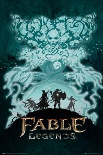 Image de Poster FABLE - Legends White Lady