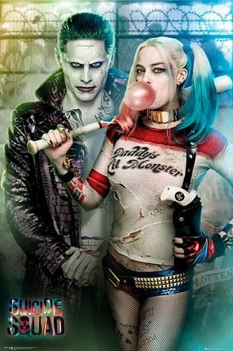 [Jeu] Suite d'images !  - Page 33 Poster-suicide-squad-joker-harley-quinn-film-cinema-dc-comics-pr