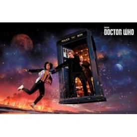 Poster DOCTOR WHO - Saison 10