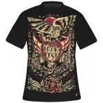 T-Shirt Mec IRON FIST - Plunder