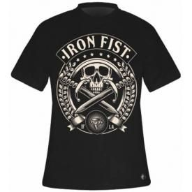 T-Shirt Mec IRON FIST - Skull Society