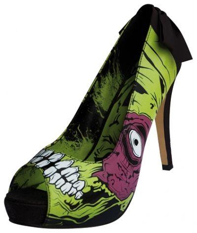 Image de Chaussures IRON FIST - Zombie Stomper Platform