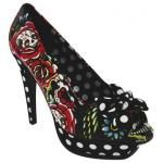 Chaussures IRON FIST - Hooters Peep Toe Platform