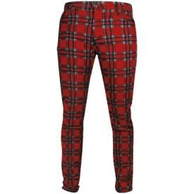 Pantalon Mixte DARKSIDE - Tartan