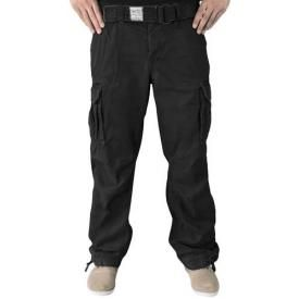 Pantalon Mec SURPLUS - Premium Vintage Black