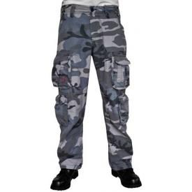 Pantalon Mec SURPLUS - Cargo Airborne Nightcamo