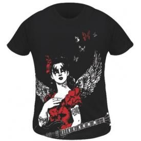 T-Shirt Kidz Fille ROCKABLOK - Kiss Girl