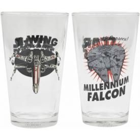 Set de 2 Verres STAR WARS - Rebels Glass Set