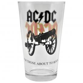 Verre AC/DC - For Those About To Rock