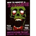 Poster DIVERS - Identify A Zombie