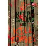 Poster KEEP CALM - Kill Zombies