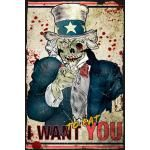 Poster ZOMBIE - I Want To Eat You