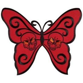 Grand PATCH - Red Butterfly