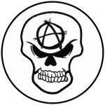 Grand PATCH - Anarchy Skull