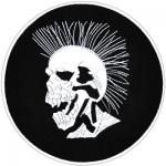 Grand PATCH - Punk Skull
