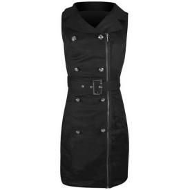 Robe H&R - Black Zip