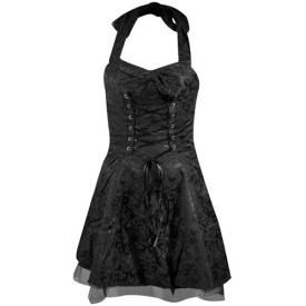 Robe H&R - Black Brocade