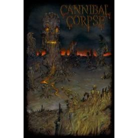 Drapeau CANNIBAL CORPSE - A Skeletal Domain