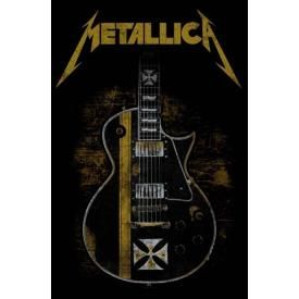 Drapeau METALLICA - Hetfied Guitar