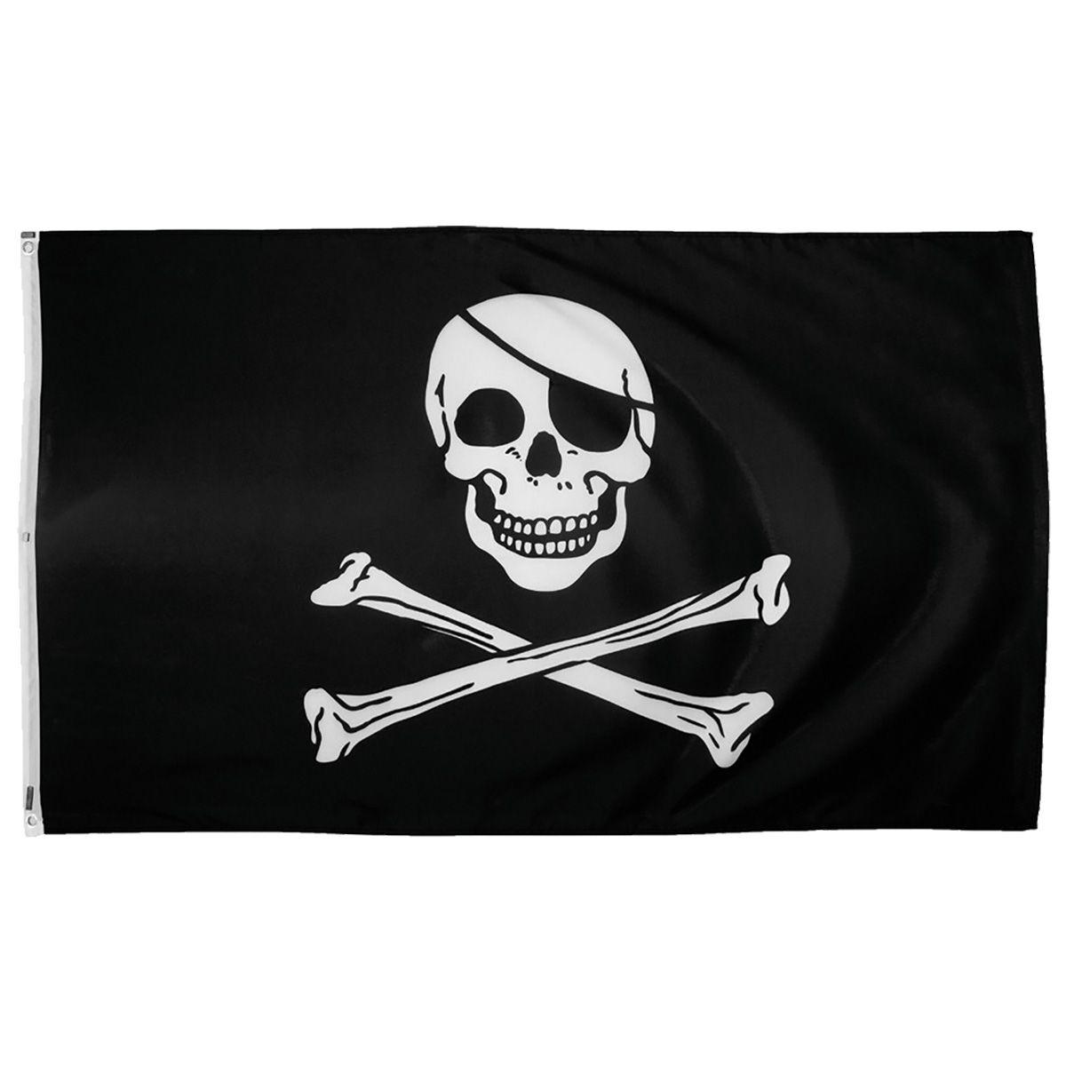 drapeau tte de mort pirate big - Tte De Mort Pirate