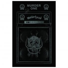 Drapeau Deluxe MOTÖRHEAD - Murder One