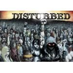 Drapeau DISTURBED - 1000 Fists