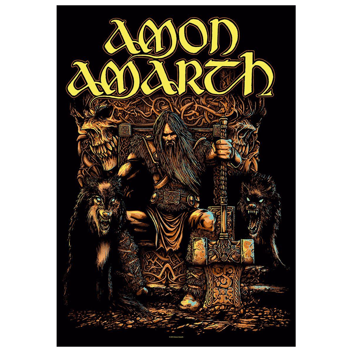 Image de Drapeau AMON AMARTH - Viking