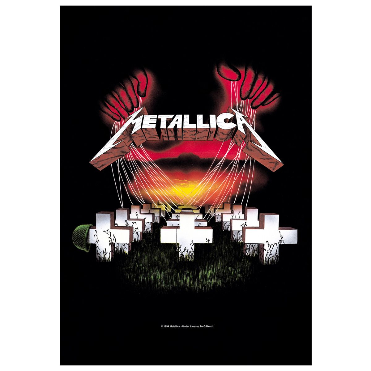 Metallica - Master Of Puppets [FLAC]