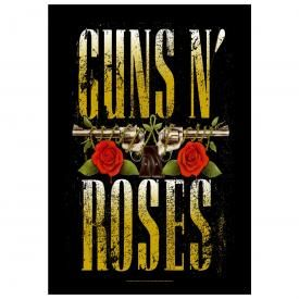 Drapeau GUNS N ROSES - Big Guns