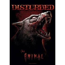 Drapeau DISTURBED - The Animal