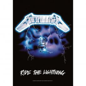 Drapeau METALLICA - Ride The Lightning