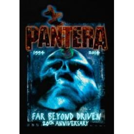 Drapeau PANTERA - Far Beyond Driven Anniversary