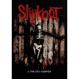 Drapeau SLIPKNOT - 5 The Gray Chapter