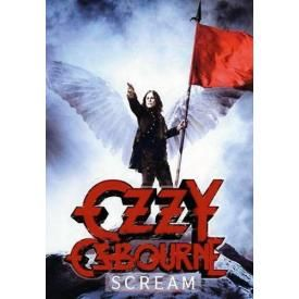 Drapeau OZZY OSBOURNE - Scream