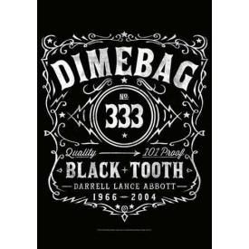 Drapeau DIMEBAG DARREL - Label