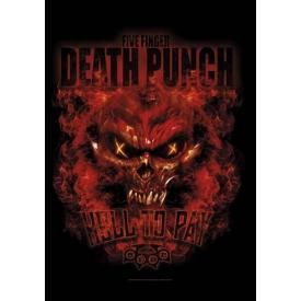 Drapeau FIVE FINGER DEATH PUNCH - Hell To Pay