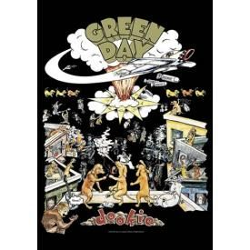 Drapeau GREEN DAY - Dookie