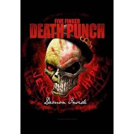 Drapeau FIVE FINGER DEATH PUNCH - Dapper