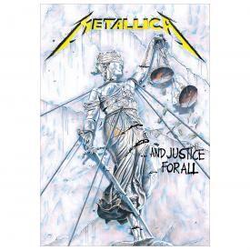 Gogo De La A Metallica Drapeaux Boutique Groupe Du Rock Ow8qFHU