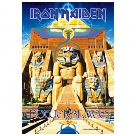 Drapeau IRON MAIDEN - Powerslave
