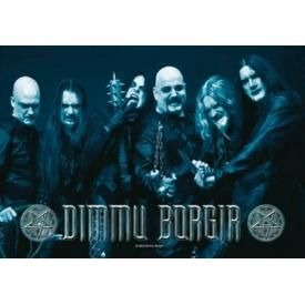 Drapeau DIMMU BORGIR - Band