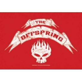 Drapeau THE OFFSPRING - Banner
