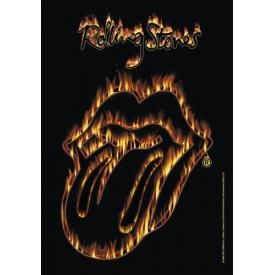 Drapeau ROLLING STONES - Tongue Of Fire