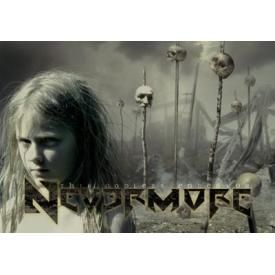 Drapeau NEVERMORE - Cover